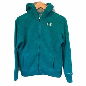 Under Armour Storm full zip hoodie sweater fleece